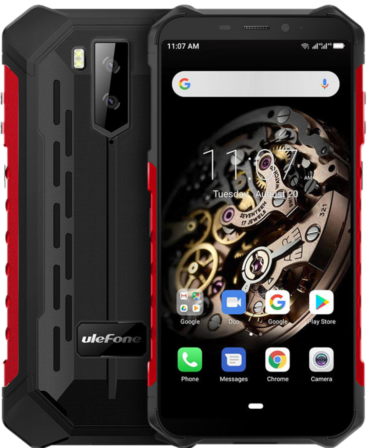 New F1 Android Smartphone