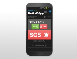 Datix2App Android Application - works with TourTrax